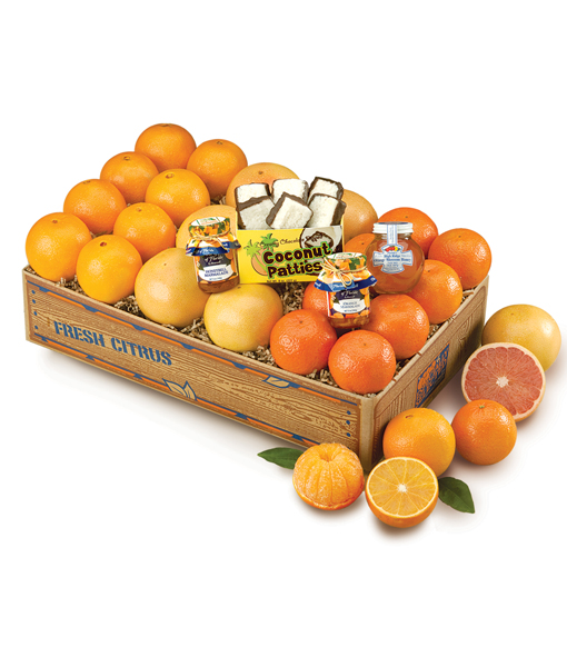 Mixed Citrus Boxes