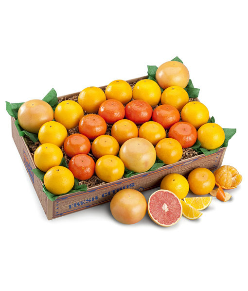 Mixed Fruit Gift Boxes