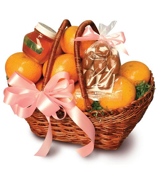 Honey Bunny Basket