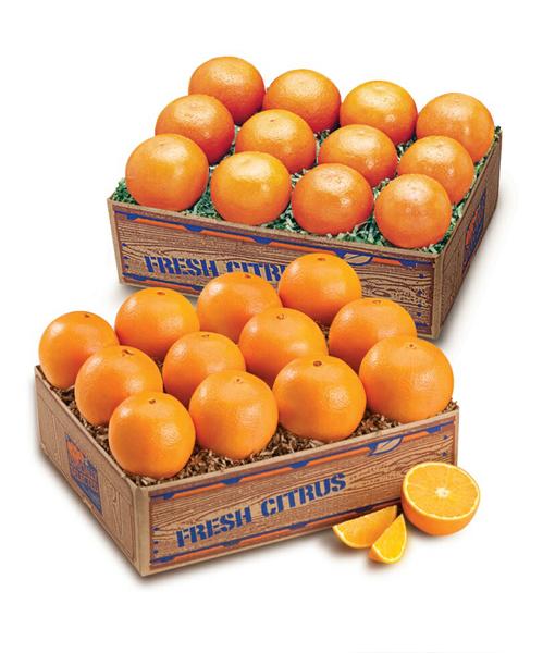 Tangerines & Navels