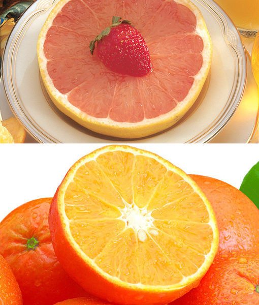 Red Grapefruits & Ortaniques (Uniques)
