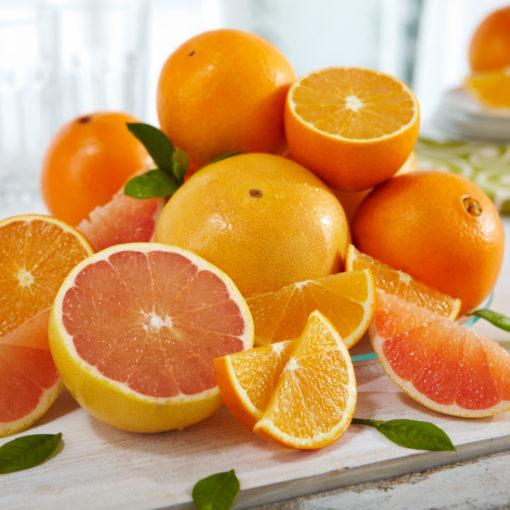 Scarlet Navel Oranges & Navel Oranges