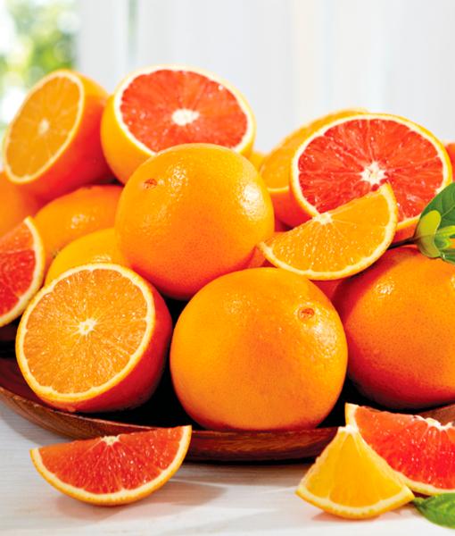 Navel Oranges & Scarlet Navel Oranges